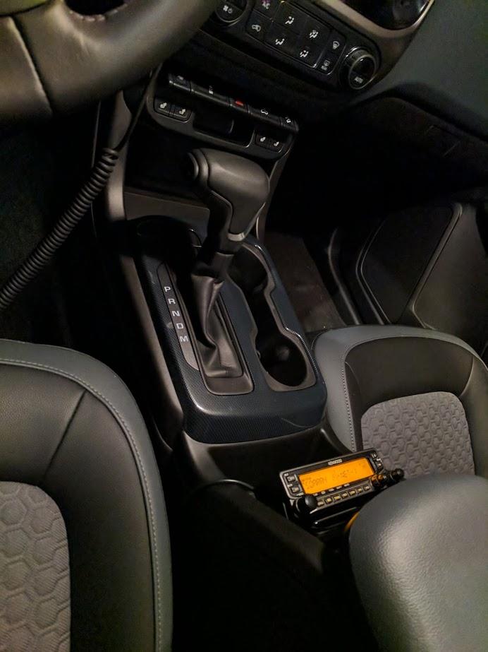 Budget Mobile Ham Radio Install in Chevy Colorado  | planetkris