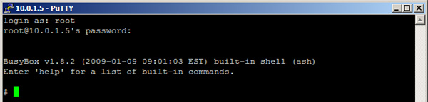 Iomega Storcenter ix2 ssh root access