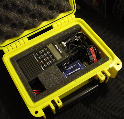 APRS Tracker Box KI6IUC